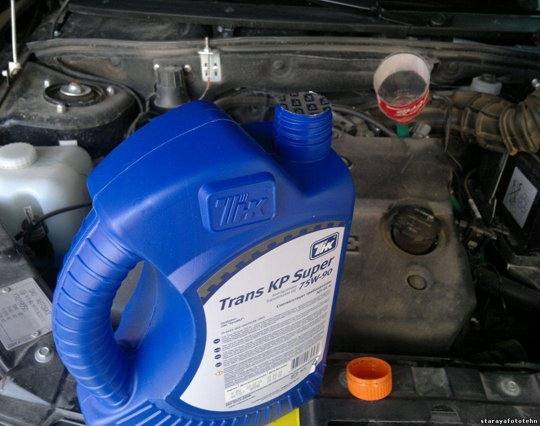 какое масло лучше заливать в двигатель ваз21083 основе полипропилена